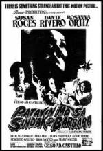 Patayin Mo Sa Sindak Si Barbara (1974) afişi