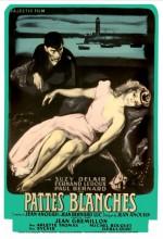 Pattes Blanches (1949) afişi