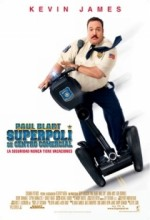 Paul Blart: Mall Cop (2009) afişi