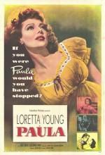 Paula (1952) afişi