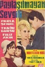 Paylaşılmayan Sevgili(ı) (1964) afişi