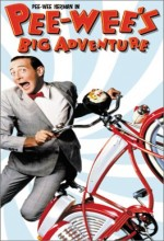Pee-wee's Big Adventure (1985) afişi
