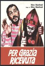 Per Grazia Ricevuta (1972) afişi