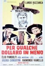 Per Qualche Dollaro In Meno (1966) afişi