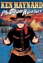 Phantom Rancher (1940) afişi