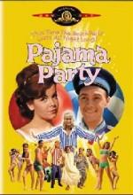 Pijama Partisi (1964) afişi