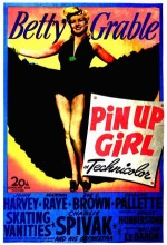 Pin Up Girl (1944) afişi