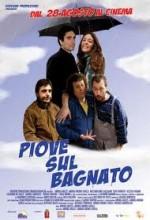 Piove Sul Bagnato (2009) afişi