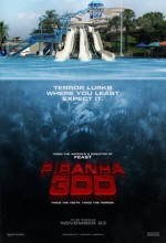 Piranha 3D : The Sequel Filmi İzle