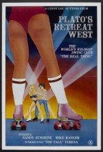 Plato's Retreat West (1983) afişi