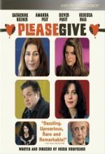 Please Give (2010) afişi