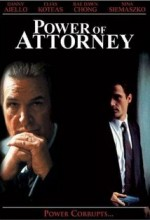 Power Of Attorney (1995) afişi