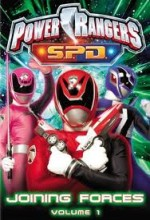 Power Rangers S.P.D.  Sezon 1