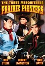 Prairie Pioneers (1941) afişi