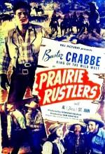 Prairie Rustlers (1945) afişi