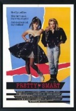 Pretty Smart (1987) afişi