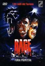 Primal Rage (1991) afişi