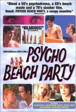 Psycho Beach Party (2000) afişi
