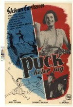 Puck Heter Jag (1951) afişi