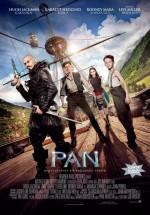 Pan (2015) afişi