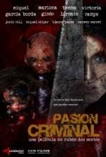Pasión criminal (2015) afişi