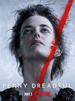 Penny Dreadful Sezon 2 (2015) afişi