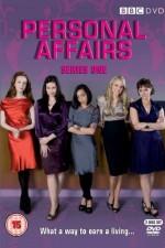 Personal Affairs (2009) afişi