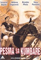 Pesma sa Kumbare (1955) afişi