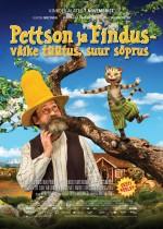 Kayıp Kedi Findus (2014) afişi