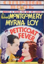 Petticoat Fever (1936) afişi