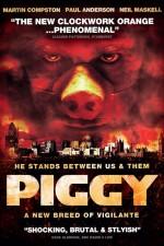 Piggy (2012) afişi