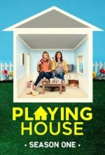 Playing House Sezon 1 (2014) afişi