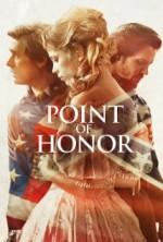Point of Honor (2015) afişi