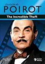Poirot Akıl Almaz Hırsızlık (1989) afişi