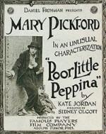 Poor Little Peppina (1916) afişi