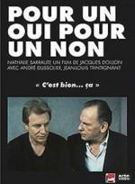 Pour un oui ou pour un non (1990) afişi