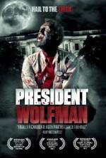 President Wolfman (2012) afişi