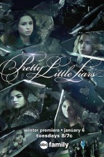 Pretty Little Liars Sezon 5 (2014) afişi