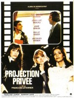 Projection privée