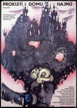Prokletí Domu Hajnù (1988) afişi