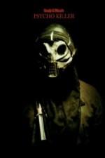 Psycho Killer (2012) afişi