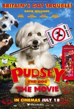 Pudsey the Dog: The Movie (2014) afişi