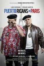 Puerto Ricans in Paris (2015) afişi