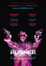 Pusher (2012) afişi
