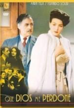 Que Dios Me Perdone (1948) afişi