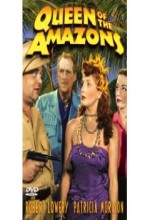 Queen Of The Amazons (1947) afişi