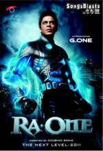 Ra. One (2011) afişi