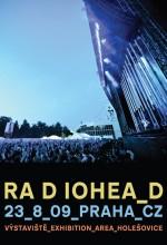 Radiohead Live In Praha (2010) afişi