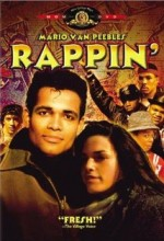 Rappin' (1985) afişi