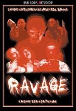 Ravage (1997) afişi